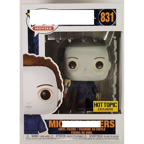 #831 Micheal Action figures toy for collection model  gift