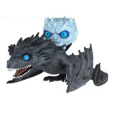 #58 Night king Action figures toy for collection model