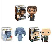 #61 #31 #19 Harry potter Action figures toy for collection model