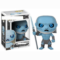 #06 white walker Action figures toy for collection model