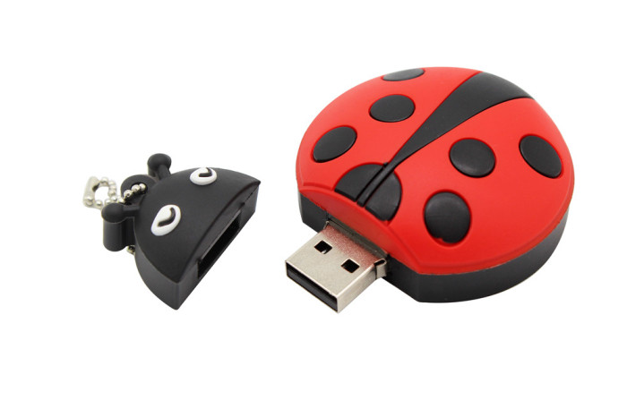 Creative cartoon Owl cat and mouse penguin fox USB Flash Drive 32GB Pen Drive 16GB 8GB 4G Cartoon creative U disk