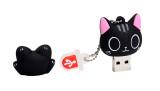 usb pendrive cartoon cat usb flash drive et 4GB 8GB 16GB 32GB 64GB 128GB USB 2.0 pen drive usb memory stick u disk