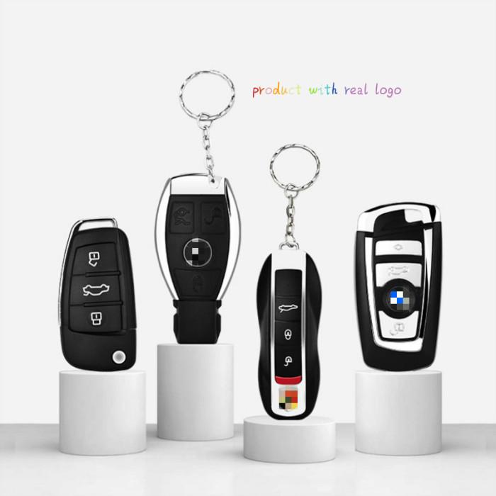 Wholesale USB Flash Drive 100% Real Capacity All Car Logo Key 8GB 16GB 32GB 64GB Pen Drive Pendrive Memory Stick U disk