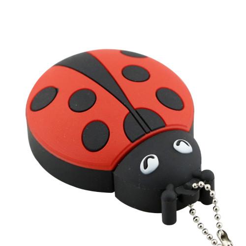 Pendrive 128GB USB Flash Drive Cartoon Animals Pen Drive Usb Flash Memory Stick 32GB Cartoon Black Cat Unicorn Pen Drive 256GB