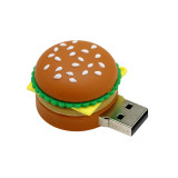 Hamburger Pendrive 256G Food Sushi Donuts Biscuits USB Device Flash Drive 8GB 16GB 64GB 32GB Pen Drive 128G Cle USB Memory Stick