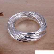 High grade 925 sterling silver Set tenlaps jewelry sets DFMSS304 brand new Factory direct sale 925 silver bracelet ring