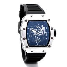 Fashion Skeleton Watches men or women Skull sport quartz watch 2