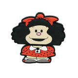 Lovely Girl USB Flash Drive Mafalda USB 2.0 Pen Drive 128GB Usb Stick Pendrive 64GB Flash Card 32GB Flash Memory Stick Disk