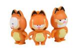 Cartoon Mini Garfield Cat USB 2.0 Flash Drive 4GB 16GB 32GB 64GB Portable Key USBMemory Stick Pendrive External Storage