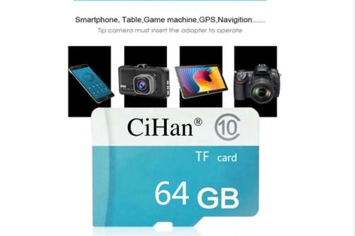 CiHan 128GB Micro SD Memory card Class 10 U1 For XIAOMI Redmi 4X Full HD