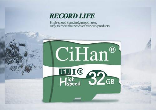 CiHan ULTRA Micro SD Memory Card 16 32 64 128gb Mobile Phone Camera Dash Cards
