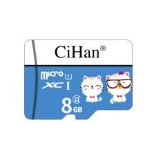 CiHan 512GB Class 10 MicroSD SDHC Card with SD Adapter