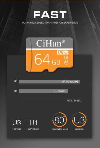 CiHan Micro SD MicroSD Memory Card TF 1GB 2GB 4GB 8GB 16GB 32GB 64GB 128GB LOT