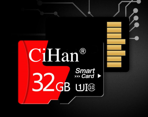 CiHan 32MB Micro SD with Adapter