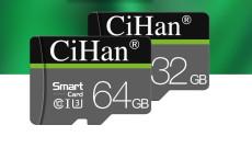 CiHan 64GB Micro SD Card Memory Card Class 10 U1 A1 for SAMSUNG GALAXY Mobile Phone