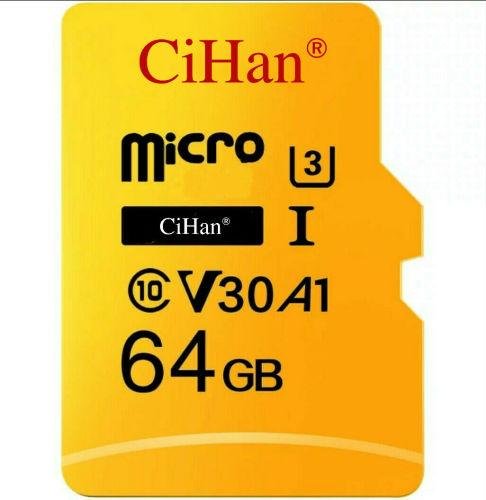 CIHan Micro SD 16GB/ 32GB 64GB Memory Card TF 100MBs UHSI Class 10