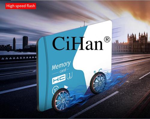 CiHan 128GB Micro SD Memory card Class10 U3 For Philips V526 Mobile UHD 4K