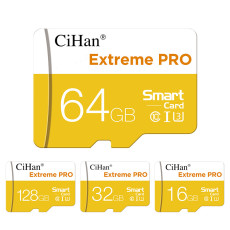 CiHan EVO Plus Micro SD Card 16GB 32GB 64GB 128GB SDHC CLASS10 Card & Adapter