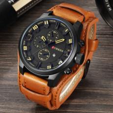 Men's Watches Top Brand Luxury Fashion&Casual Business Quartz Watch Date Waterproof Wristwatch Hodinky Relogio Masculino