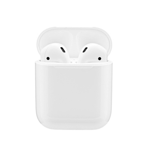New 1:1 Refurbished MMEF2AM/AAAAA+ Air Pods Wireless Bluetooth Earphones with Charging Case for IOS/Android