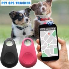 Pet Mini Gps Smart Bluetooth GPS Tracker Alarm Mini Gps Tracker for Dogs No Battery