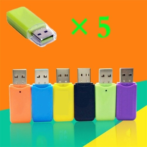 TF Card Memory Card Micro SD Card Reader USB 2.0 Support 64GB