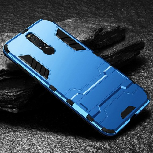 Hybrid Shockproof Cover Hard Iron Man Armor Silicone Case for iiPhone