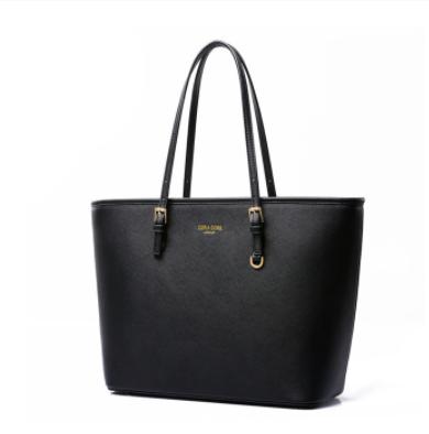New Fashion PU Women Bags Classic Retro Designer Tote-Handle Ladies Shoulder Bag Soft Leather Big Capacity Casual Female Handbag