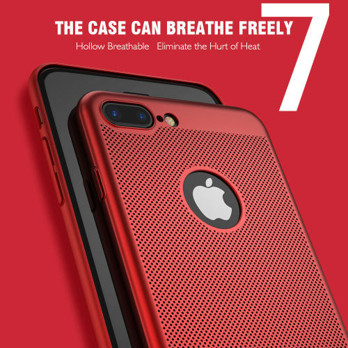 Ultra Slim Mesh Phone Case for iPhone 5 6 6S Plus 7 7Plus 8 8Plus X XS XR XS Max