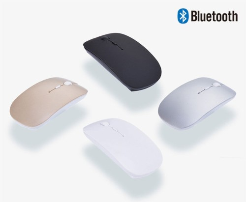 Bluetooth Mouse for Macbook Air Pro Win10/Mac Laptop Computer PC Wireless Mouse