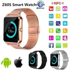 New products Z60 PLUS  Bluetooth Smart Watch Phone Pedometer Sedentary Remind Sleep Monitor Remote Camera compatible with Samsung,Xiaomi huaiwei,IPHONE. Android,ios Smartphones iPhone PK Q18 DZ09 GT08
