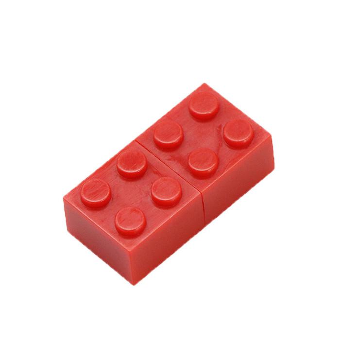 Pen Drive Toy Brick USB Flash Drive 32GB Usb Flash Building Blocks 4GB 8GB 16GB Usb 2.0 Pen Drive High Speed Usb Stick Storage