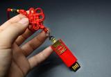 Chinese Style Cartoon USB Flash Drive Eight-Diagram tactics Chinese knot usb 2.0 pendrive 16gb 32gb pen drive usb flash drives