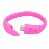 USB Stick 256GB Silicone Bracelet Wrist Band 4GB 8GB 16GB 32GB 64GB 128GB USB Flash Drive Pen Drive Memory Disk Pendrives gift