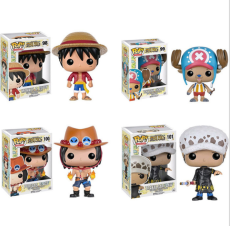 Onepiece  Action figures toy for collection model christmas gift #101 #98 #99