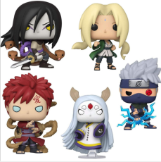 Naruto Action figures toy for collection model christmas gift
