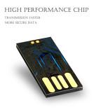 Transparent Card USB Flash Drive Custom Gift USB Flash Memory Card Business Card USB Stick Flash Pen Drive 32GB 16GB 8GB 4GB 2GB