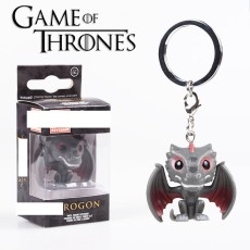 Dragon  keychain pocket Toys Movie Action Figure