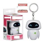 EVE  keychain pocket Toys Movie Action Figure