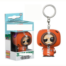 Hot sell keychain pocket Toys Movie Action Figure