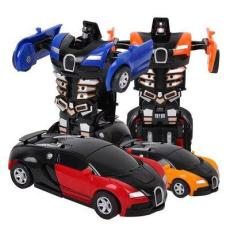 Mini order 3pcs Children Toys Movie Action Figure Transformation Car Models Deformation Robots Friction Powered Changeable Toy