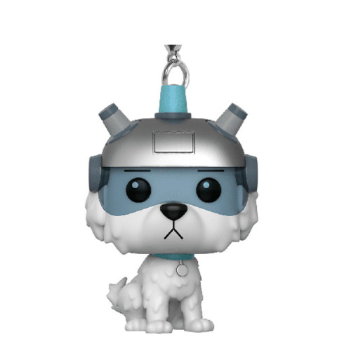 Snow dog Pocket keychain pocket Toys Movie Action Figure