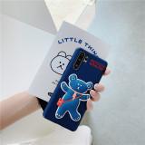 小熊手机壳