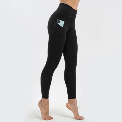 彈力長褲運動瑜伽褲