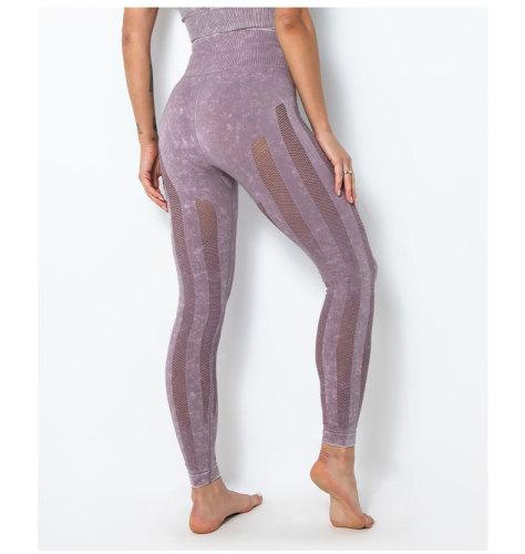 無縫運動瑜伽褲