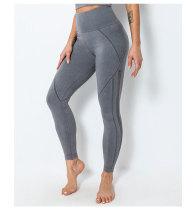 運動瑜伽褲