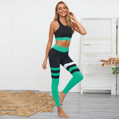 運動褲瑜伽褲套裝