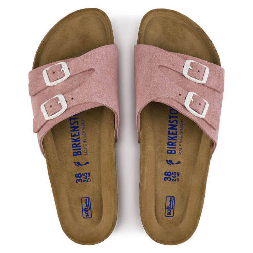 Vaduz Soft Footbed Suede Leather (BUY 3 GET 15% OFF & Free Shipping)