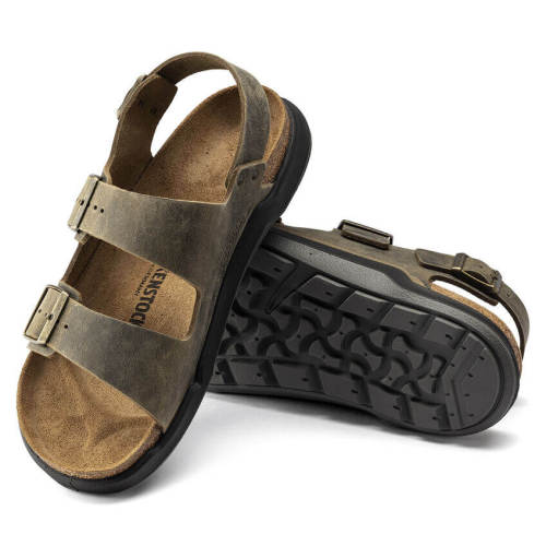 Milano Rugged Oiled Leather(BUY 3 GET 15% OFF & Free Shipping)
