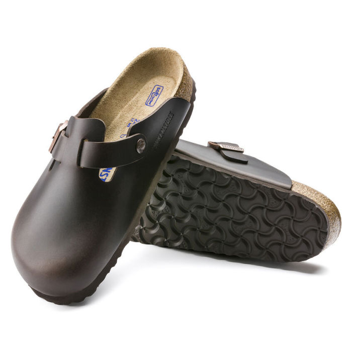 Boston Soft Footbed Smooth Leather(Buy 3 Get 15% OFF & Free Shipping)